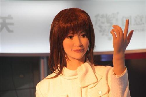 全球十大美女机器人盘点!画面太美我不敢看