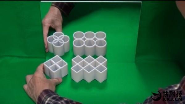 是方形还是圆形?这个图形竟让网友彻底看呆