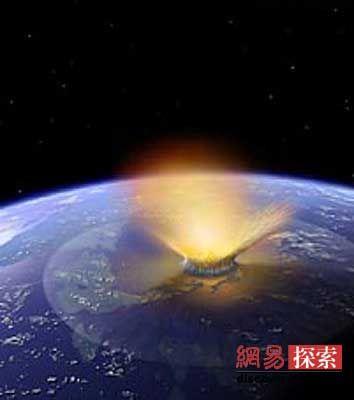 """持续的彗星撞击可在地球上诱发""""核冬天""""效应"""