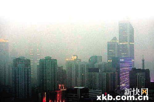 治理空气污染从身边开始