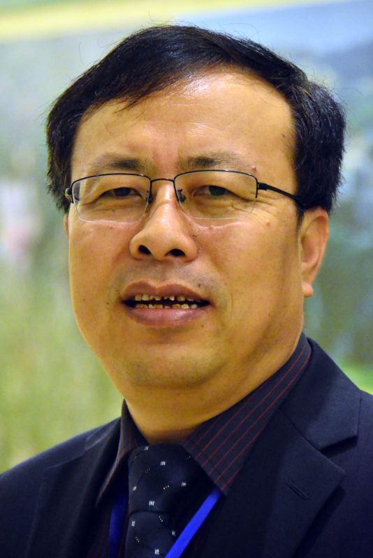 国家林业局城市森林研究中心常务副主任、研究员王成。摄影/章轲