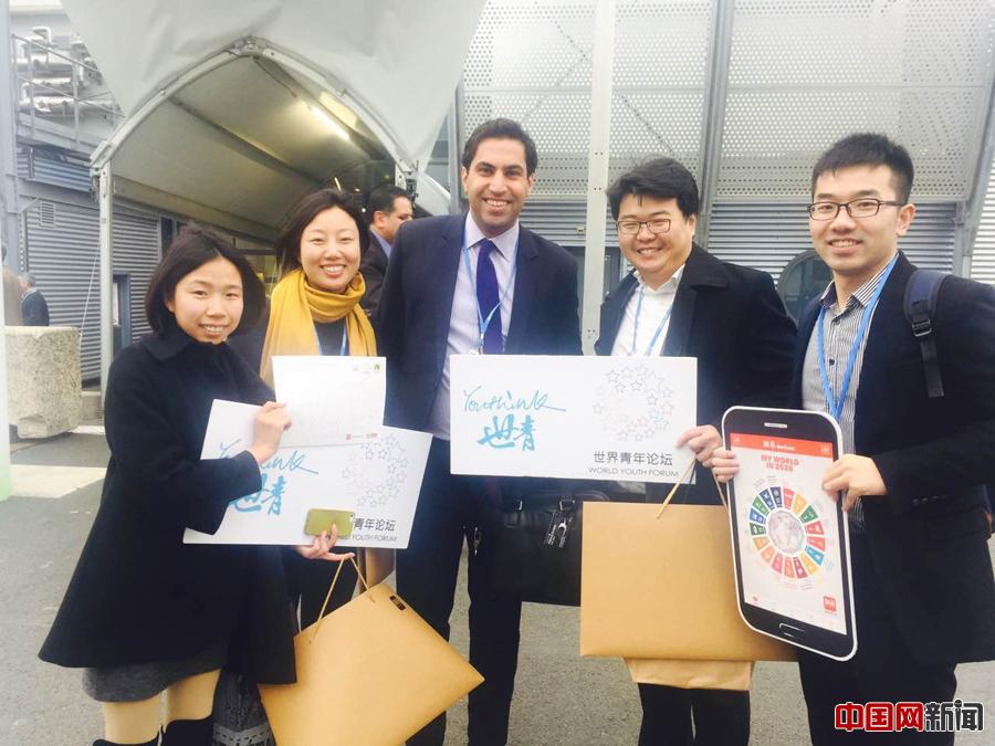 助力巴黎气候变化大会谈判 中国NGO在行动