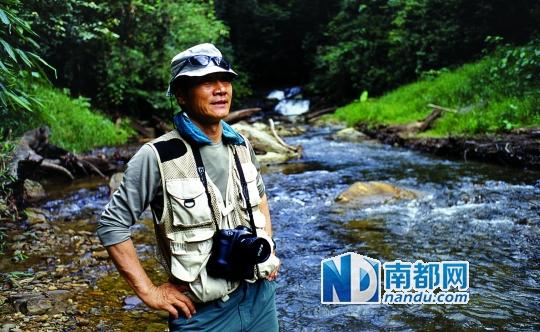 """<p>台湾""""荒野保护协会""""创办人徐仁修。</p>"""