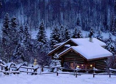 冬日到韩国享受雪景温泉