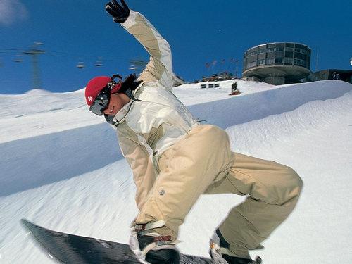 亚布力滑雪胜地