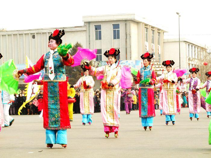 满族人过春节