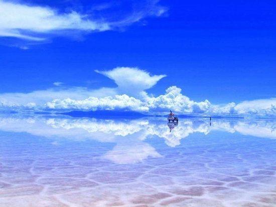 绝对震撼!人间竟然真有如此美丽的天堂
