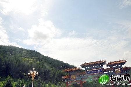 走进塞罕坝――夏日里的绿色天堂
