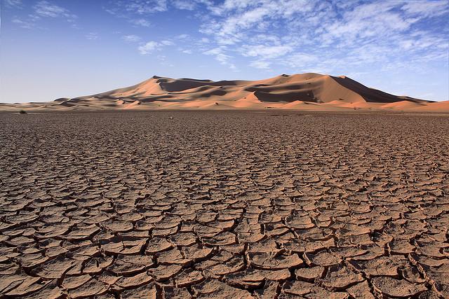 撒哈拉沙漠(非洲北部)
