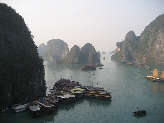 下龙湾(越南)