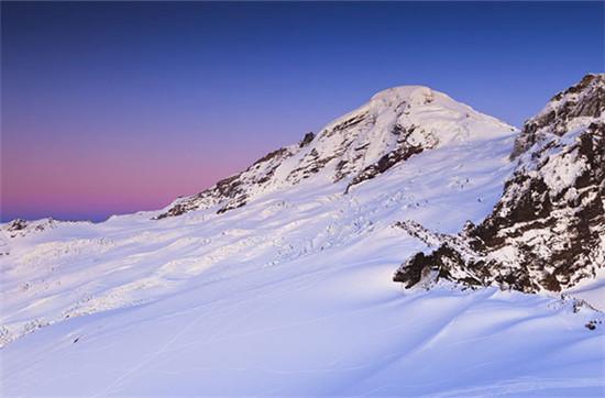 贝克山滑雪区(美国,华盛顿)