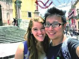 小伙辞职游世界 3年游6大洲还带回美国女朋友