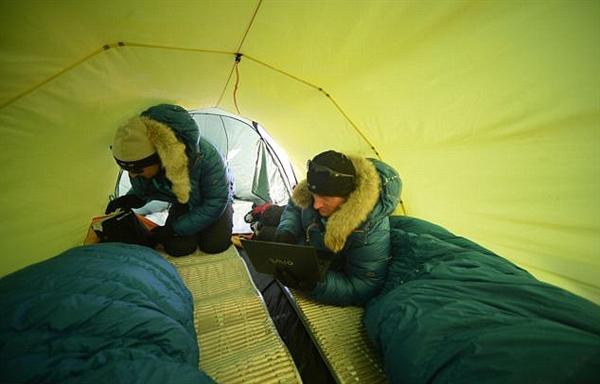 暴瘦44斤!英国男子108天徒步挑战南极:只换过3次内裤